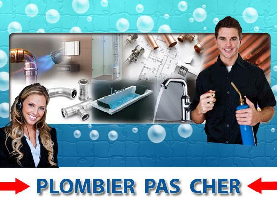 Canalisation Bouchée Paris 15