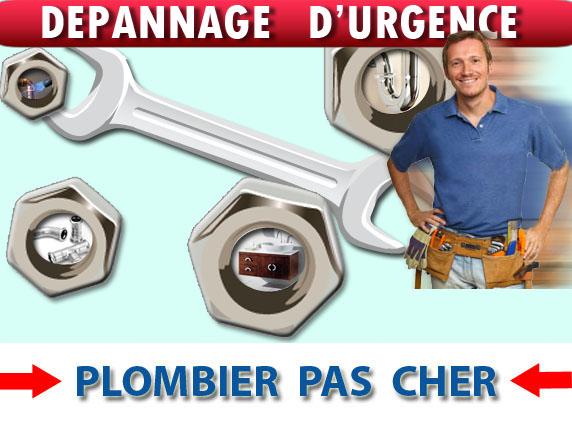 Deboucher Tuyauterie Le Thillay 95500